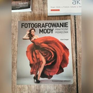 Książka fotografowanie mody