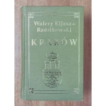Kraków -W.E.Radzikowski reprint