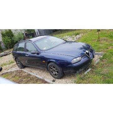 Alfa 156 sw 2003r cala na czesci