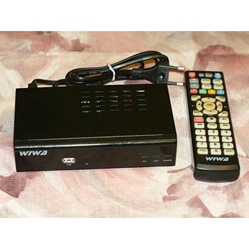 Tuner/dekoder DVB-T WIWA HD-90