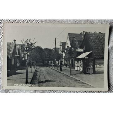 Hel - ulica wiejska