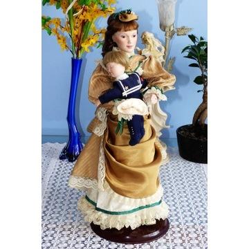 Lalka porcelanowa Danbury Mint - Judy Belle