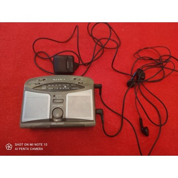 SONY WALKMAN WM_GX-322-Boombox + mikrofon sony