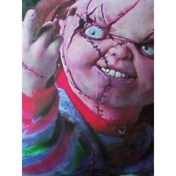 Poduszka z wizerunkiem laleczki Chucky