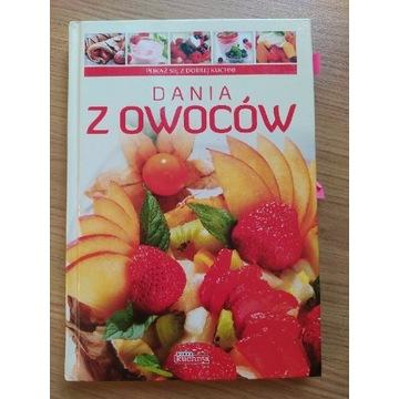 Dania z owoców.