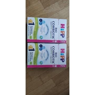HiPP bio combiotik 1 2x 750g