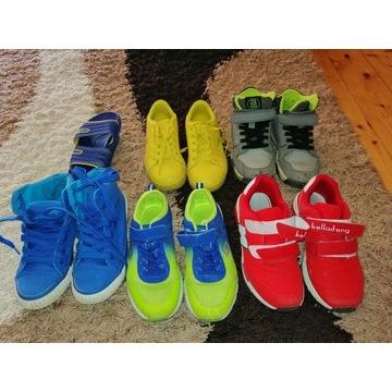 Buty chłopięce rozmiar 33. 34