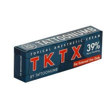 Najlepsze Znieczulenie do Tatuażu - TKTX39%