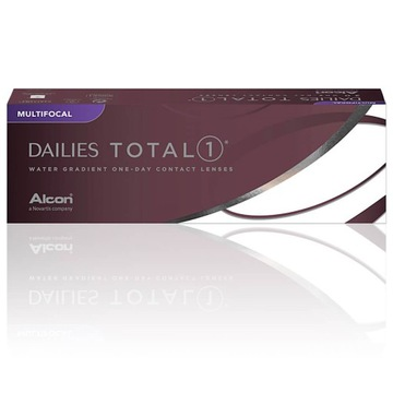 Dailies TOTAL 1 MULTIFOCAL 30 PWR -7.50/ADD +1.25