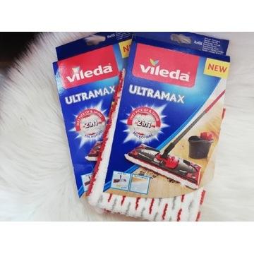 Wkłady do mopa Vileda ULTRAMAX 2szt