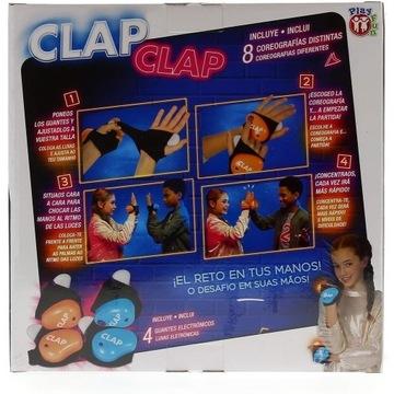NOWA GRA IMC TOYS CLAP CLAP ZRĘCZNOŚCIOWA 6 LAT +