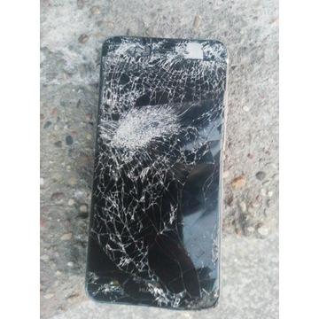 Huawei p10lite broken
