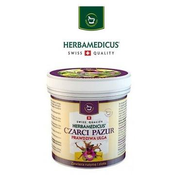 HERBAMEDICUS Czarci Pazur 250 ml BÓLE MIĘŚNI