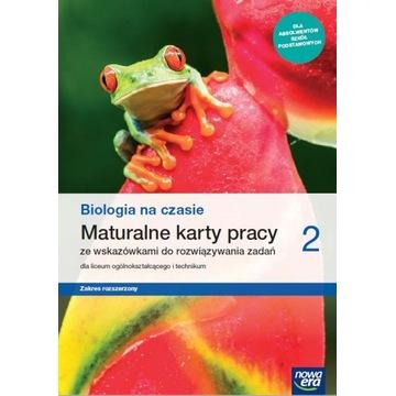 Biologia na czasie 2 zakres rozszerzo Nowa Era PDF