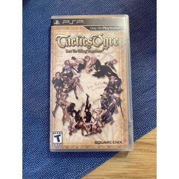 Tactics Ogre PSP komplet