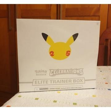 Pokémon TCG: Celebrations – Elite Trainer Box 25th