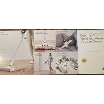 Odkurzacz Deerma VC40