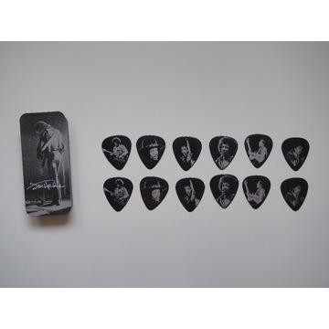 Kostki Jimi Hendrix Silver Portrait Series Medium