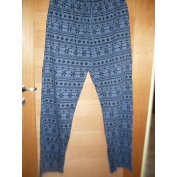 Spodnie od piżamy piżama nowe duże XXL