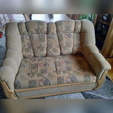 Sofa dwu osobowa
