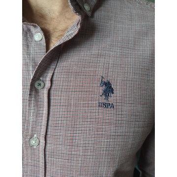 Koszula U.S. POLO ASSN. L, slim