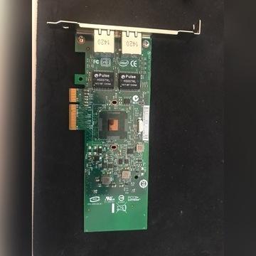 Karta sieciowa intel Gigabit ET Dual Port