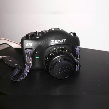 Aparata fotograficzny Zenit DX 412