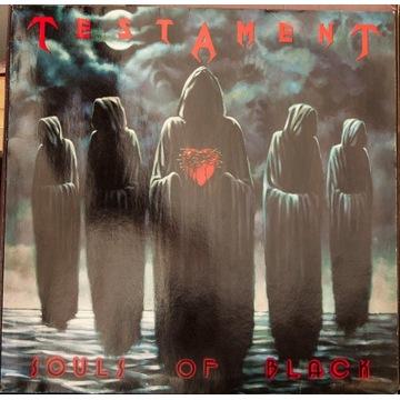 Testament Souls Of Black