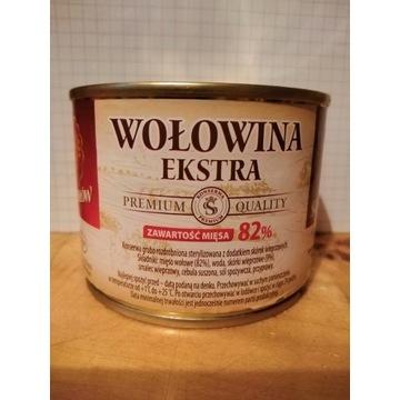 Sokołów Wołowina Extra 200g