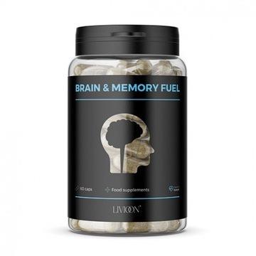 LIvioon suplement diety -pamięć, koncetracja