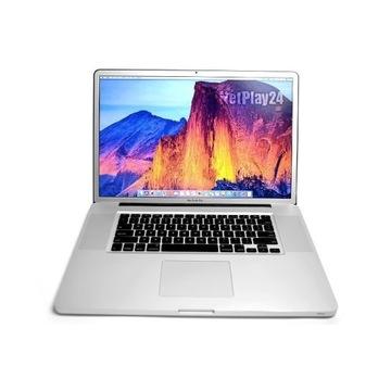 Wydajny Apple MacBook Pro 15 Core-i5 Nvidia 8GB