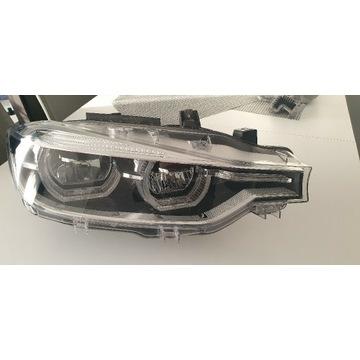 BMW F30 FULL LED LCI USA PRAWA