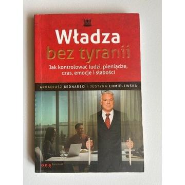 """Książka - """"Władza bez tyranii"""""""