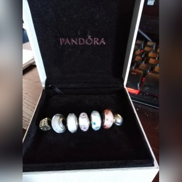 Pandora Oryginalne Charms Koraliki