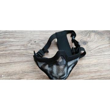 Maska ochronna typu Stalker ASG Lower Half Metal