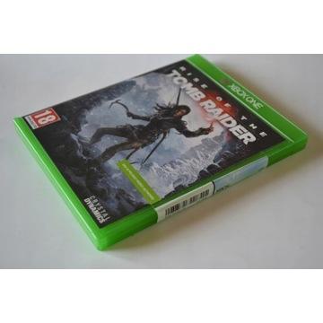 Rise Of The Tomb Raider PL XONE