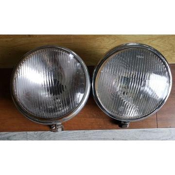Zetor Super reflektory czeskie 1950-te fi 170 mm