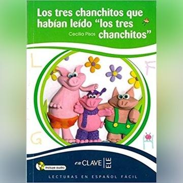 Cecilia Pisos Los tres chanchitos que habían leído