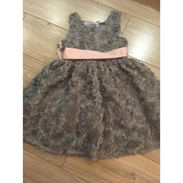 Sukienka 3D 104