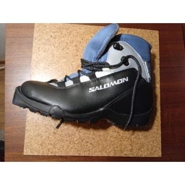 Salomon buty do nart biegówek