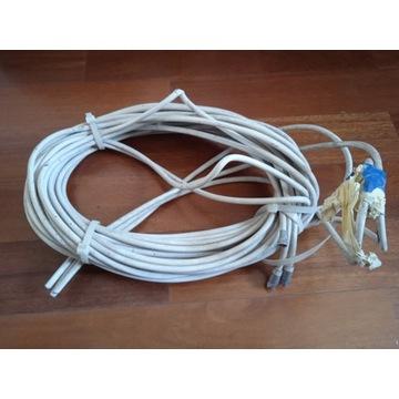 Kabel antenowy koncentryczny ok. 18m