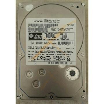 Dysk Hitachi Ultrastar 1TB HUA7210SASU 7200 Dawca
