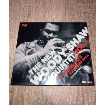 The New Woody Shaw-vol1 at Onkel Po Carnegie hall