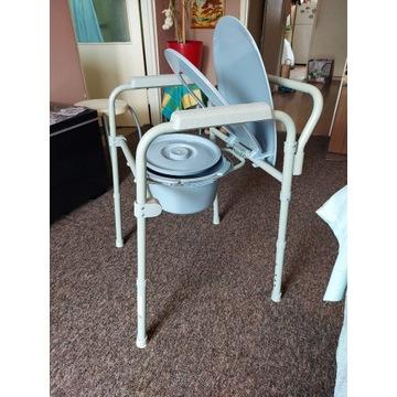 Ubikacja przenośna, krzesełko toaletowe