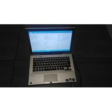 Laptop SONY VAIO VPCSB (Core i3) na części