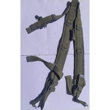 Szelki do wyposażenia plecak kostka Nowe
