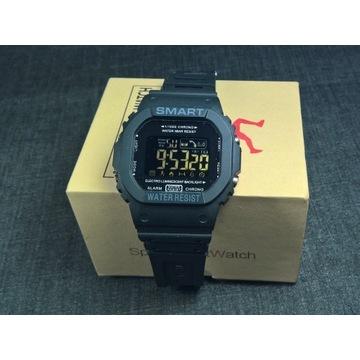 smartwatch LOKMAT MK22,bateria 18 miesięcy