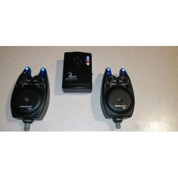 Sygnalizatory Wędkarskie Videotronic XRC 2 +1