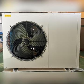 Pompa ciepła + montaż (10kW,monoblok,EVI,inwerter)