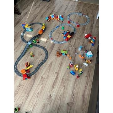 LEGO Duplo. Pociąg, tory, kolejka. Cała kolekcja!